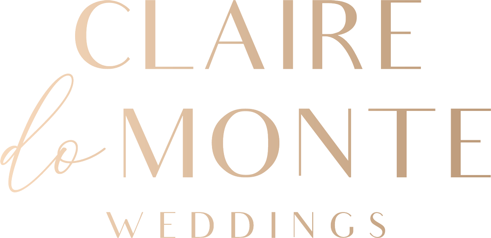 Claire Do Monte Logo UK Wedding Planner