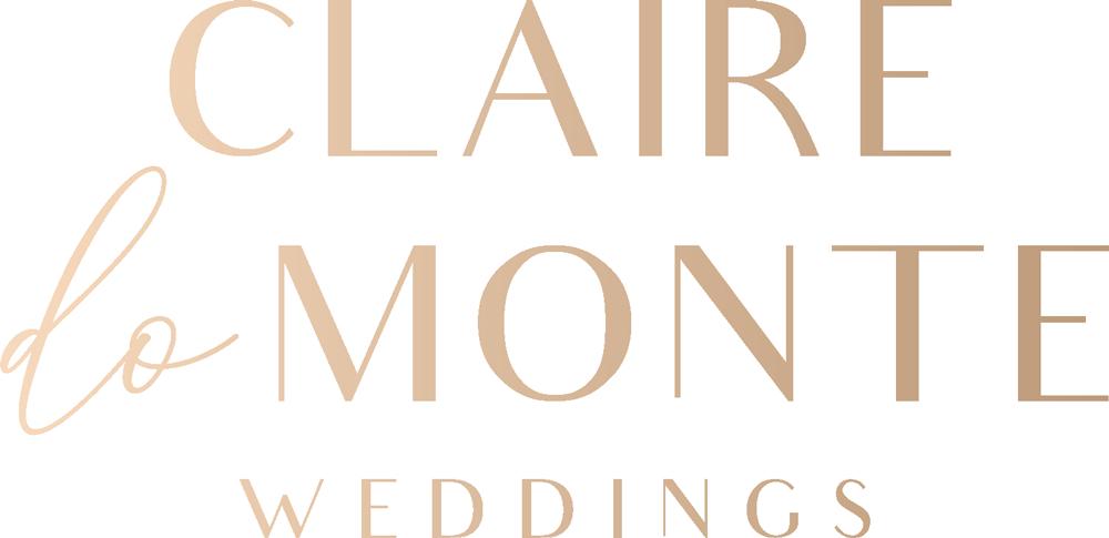 Claire Do Monte Logo UK Wedding Planner